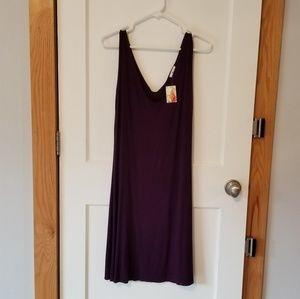 Gypsy Chic Purple Sundress